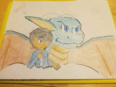 Friendship For Real Power Of Water by Gabe15xd16