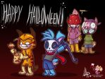 Luv Halloween by vaporotem