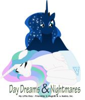 Day Dreams And Nightmares by WarrenHutch
