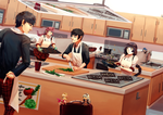 oH - Cooking Club by applePAI