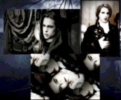 love blood and memories lestat louis by analovecatdog