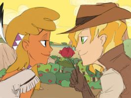 First Date by thelivingmachine02
