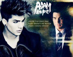 Adam Lambert wallpaper by Cleicha