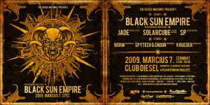 BLACK SUN EMPIRE FLYER 09 by skeamworkshop