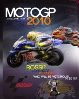 2010 MotoGP Season Advert by brandonseaber
