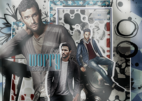 Noah Mills Top Male Model Blend by VaLeNtInE-DeViAnT