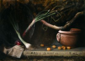 The Orange Tomatoes, 2014 by RBGuerra