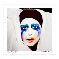 Single|Aplausse|Lady Gaga. by Heart-Attack-Png