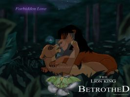 Betrothed Wallpaper - Forbidden Love by Nala15