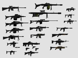 GuNs by SpartaN-PhoeniX