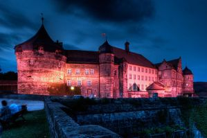 Fortress Rosenberg by mescamesh