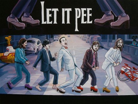 'Let It Pee' by davidmacdowell