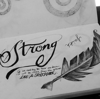Demi Lovato - Stay Strong by CansuAkn