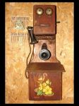 Old Fashioned Telephone by FantasyStock