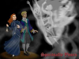 Spiritually Yours Wallpaper by JesIdres