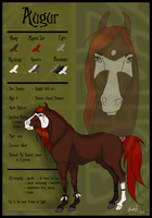 Augur Reference Sheet by green-ermine