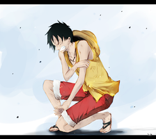 Luffy by Arisa01