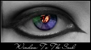 Window To The Soul by Afina79