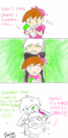 Danny and Timmy comic by daisuke063