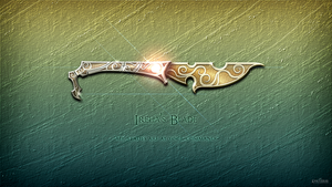 Weapon - Irelia's Blade by KingGerar