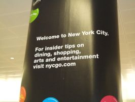 Welcome to New York by erisama