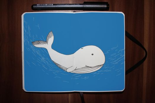 #19 Whale by Zerolution