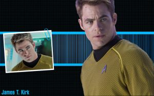 James T. Kirk by Kahlan78