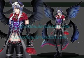 MALE ADOPT 132 [Auction] [CLOSED] by GattoAdopts