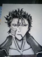 Grimmjow Jagerjaques - drawing by ImmortalBerry