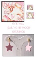 Sailor Eternal  Chibi Moon by Topaz-Jewelry