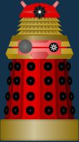 Doctor Who and the Daleks - Paradigm Dalek [1] by DoctorWhoOne