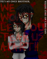 Yandere for Each Other by CookiesNLazars
