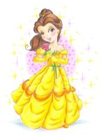 Belle by jkBunny