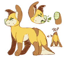 banana fox pillowing -unapproved- by beanieboys