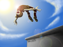 Hyman_Parkour by aulauly7