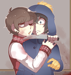 South Park: Yandere Clyde X Craig by SecretNarcissist