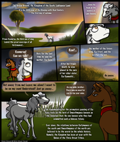 Green Ground ' Whisper 1 ' Page 2 by Ithlini
