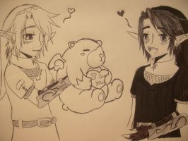 I want to Moosh You by girloveslink