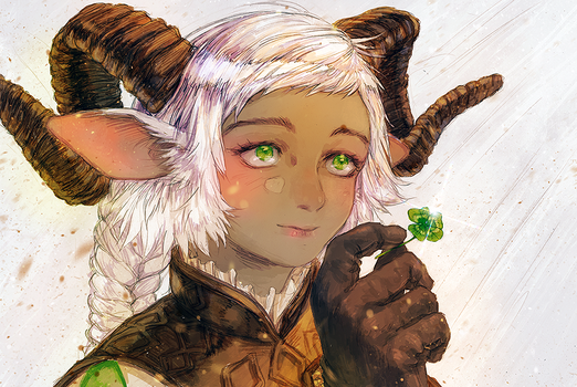 Clover by Shaienny