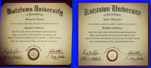 Diploma (Large) by Tyger-graphics