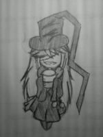 Undertaker Chibi Doodle by shady-girl