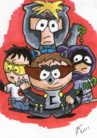 Southpark SC by johnnyism