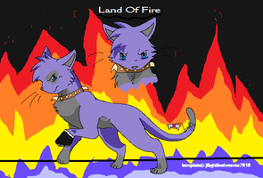 Land of Fire by JJ-cat