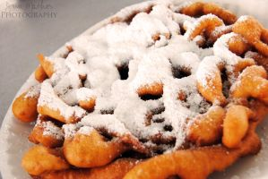 Funnel Cake by JeneeMathes