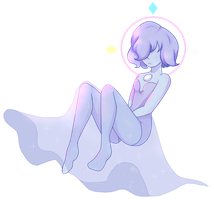 blue pearl by pupgutz