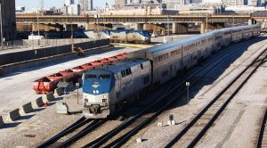 Amtrak 21 421 Departing by JamesT4