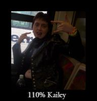 Nessa Is 110 Percent Kailey by xkaiosx