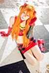 Asuka Race Queen from Neon Genesis Evangelion by BAMCosplayPhotos