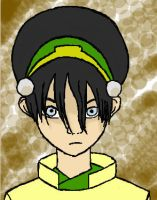 Toph Bei Fong by h2opologirl777