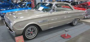 63 Ford Falcon Futura by zypherion